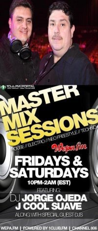 Master Mix Sessions