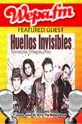 Huellas Invisibles - Interview