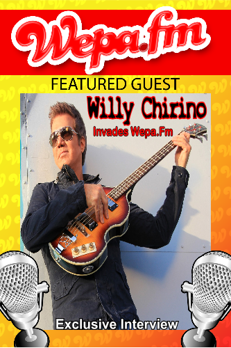 Willy Chirino - Interview
