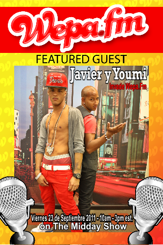 Javier y Youmi - Interview