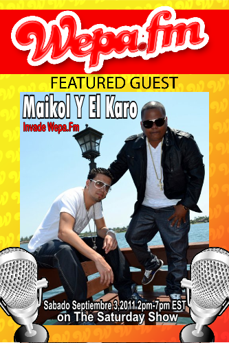 Maikol Y El Karo - Interview