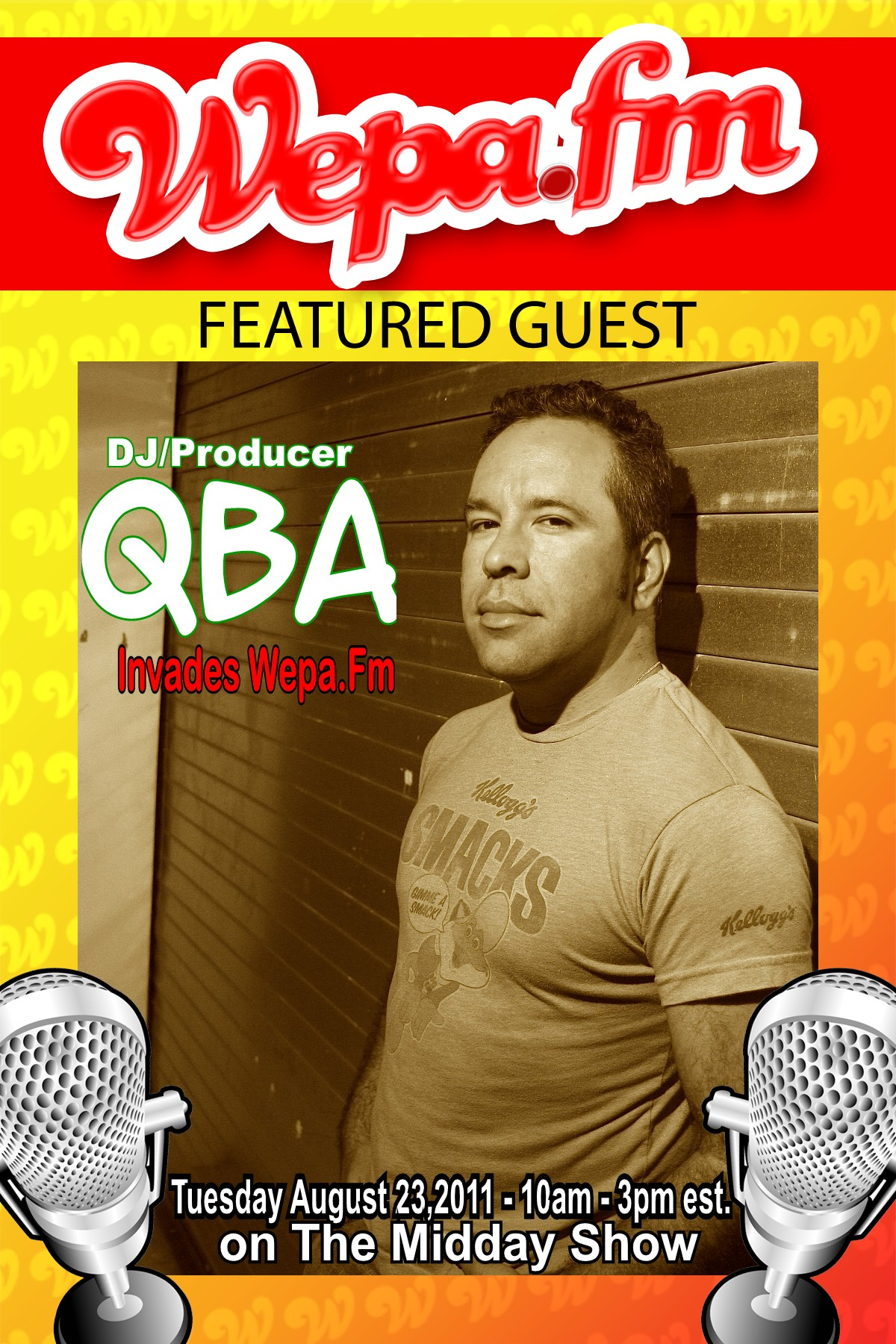 QBA (DJ/Producer) - Interview