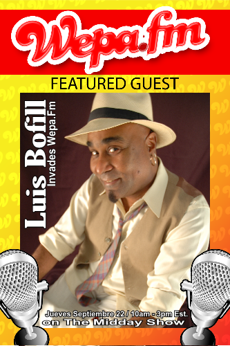 Luis Bofill - Interview