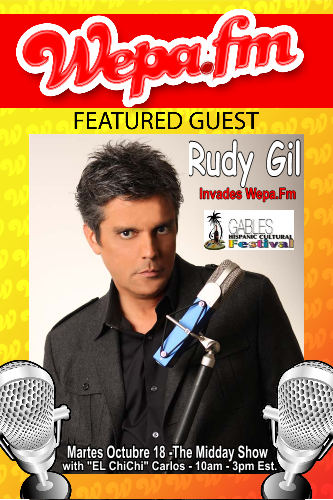 Rudy Gil - Interview