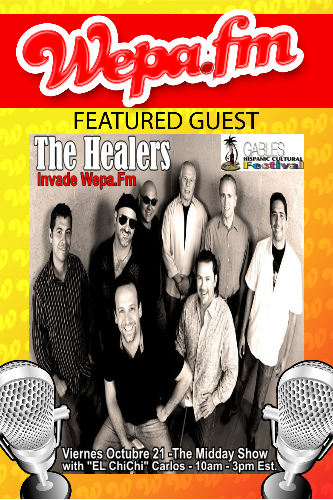 The Healers - Interview