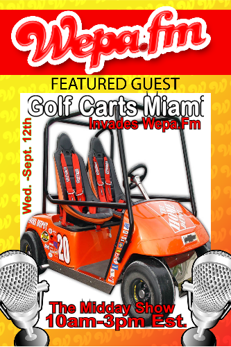 Golf Carts Miami - Invade Wepa.Fm